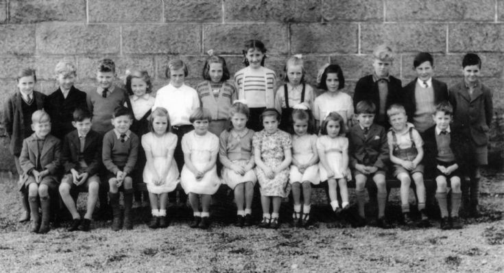 Dalwhinnie School c1950s